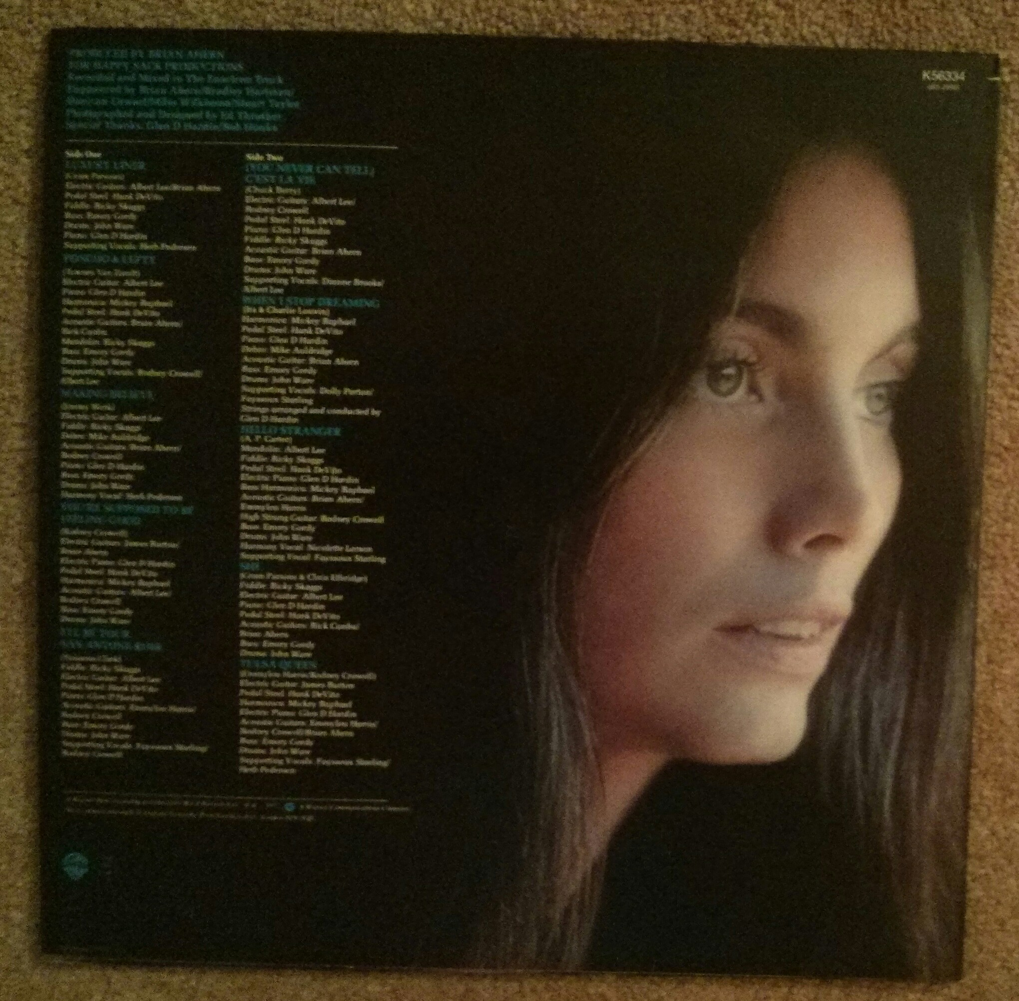 emmylou harris luxury liner - photo #22